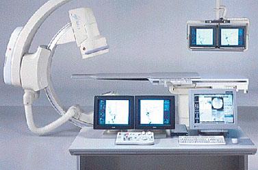 デジタル・サブトラクション血管撮影装置